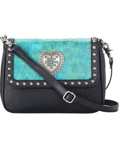 Blazin Roxx Women's Crossbody Ginger Purse , , hi-res