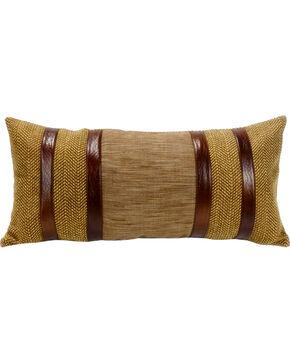 HiEnd Accent Multi Highland Lodge Herringbone Oblong Pillow, Multi, hi-res