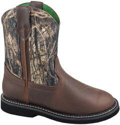 Smoky Mountain Youth Boys' Hickory Wellington Western Boots - Round Toe, , hi-res