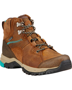Ariat Skyline Mid GTX Hiking Boots - Turquoise Sole , , hi-res