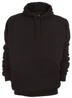 Berne Original Fleece Hooded Pullover - 3XL and 4XL, , hi-res