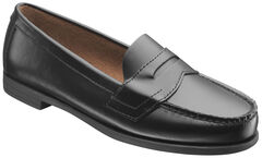 Eastland Women's Black Classic II Penny Loafer , , hi-res