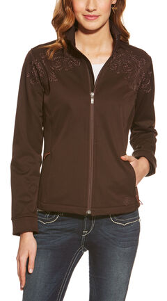 Ariat Women's Livia Softshell Jacket, , hi-res
