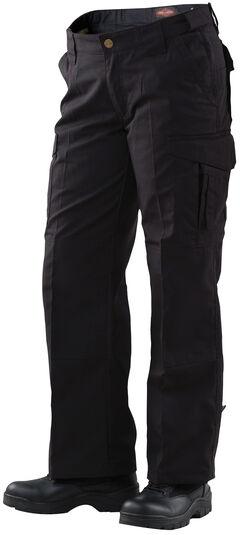 Tru-Spec Women's 24-7 Series EMS Pants, Black, hi-res