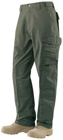 Tru-Spec Men's Hunter Green 24-7 Tactical Pants , , hi-res