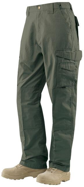 Tru-Spec Men's Hunter Green 24-7 Tactical Pants , Hunter Green, hi-res