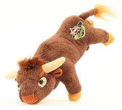 PBR Bucking Bull Stuffed Toy Animal, , hi-res