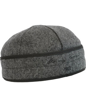 Stormy Kromer Women's Brimless Cap, Charcoal Grey, hi-res