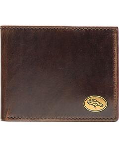 Jack Mason Men's Denver Broncos Legacy Traveler Wallet , , hi-res
