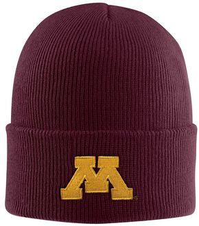 Carhartt University of Minnesota Gophers Cap, Burgundy, hi-res
