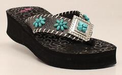 Blazin Roxx Women's Lindsay Flip Flops, , hi-res