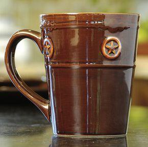 Silverado Mug Set, Brown, hi-res