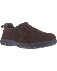 Rockport Men's Nice Ride Slip-On Shoes - Steel Toe , , hi-res