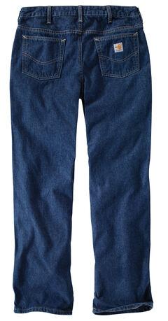 Carhartt Women's Flame-Resistant Work Jeans, , hi-res