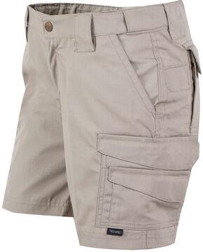 Tru-Spec Women's 24-7 Series Shorts, Khaki, hi-res