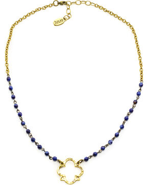 Julio Designs Amanda Necklace, Blue, hi-res