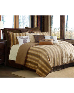 HiEnd Accents Hill Country Quilt 3-Piece Bedding Set - King, , hi-res