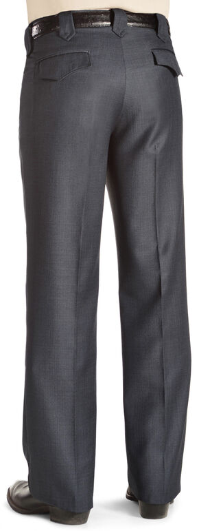Circle S Slate Blue Ranch Suit Pant Separates, Blue, hi-res