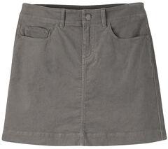 Mountain Khakis Women's Canyon Cord Slim Fit Skirt, , hi-res