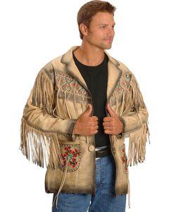Kobler Maricopa Leather Jacket, , hi-res