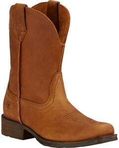Ariat Rambler Cowgirl Boots - Square Toe , , hi-res