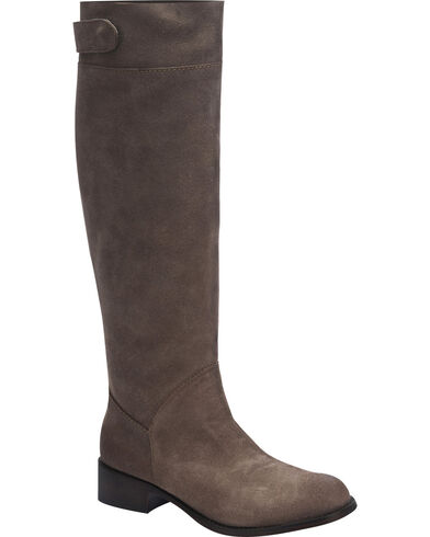 Corral Women's Suede Tall Riding Boots | Sheplers