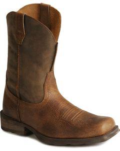 Ariat Rambler Cowboy Boots - Square Toe, , hi-res