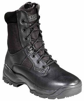 """5.11 Tactical Women's A.T.A.C. 8"""" Boots, Black, hi-res"""