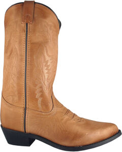 Smoky Mountain Bomber Cowgirl Boots - Round Toe, , hi-res