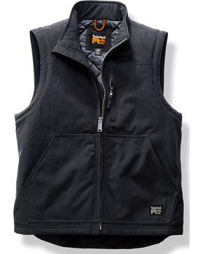 Timberland PRO Men's Split System Insulated Vest , Black, hi-res