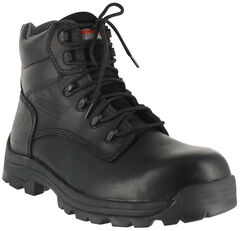 American Worker Men's Stealth Work Boots - Composite Toe, , hi-res