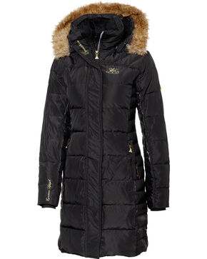 Mountain Horse Women's Belvedere Coat, Black, hi-res