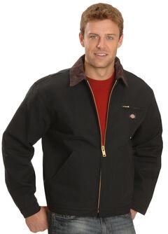 Dickies Blanket Lined Duck Jacket - Big & Tall, , hi-res