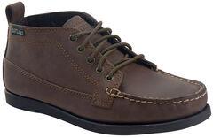 Eastland Men's Bomber Brown Seneca Camp Moc Chukka Boots, , hi-res