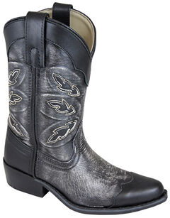 Smoky Mountain Youth Boys' Preston Western Boots - Snip Toe, , hi-res