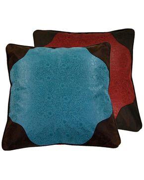 HiEnd Accents Cheyenne Reversible Euro Pillow Sham, Multi, hi-res