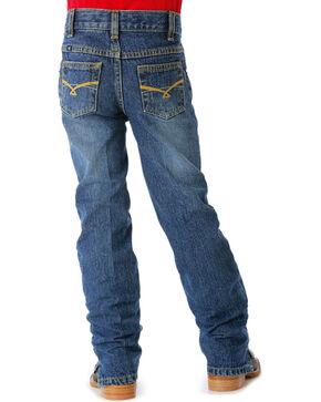Cruel Girl Georgia Regular Fit Jeans - 4-6X, Med Wash, hi-res