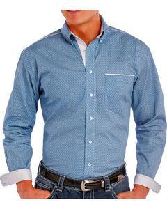 Rough Stock by Panhandle Men's Printed Long Sleeve Shirt, , hi-res