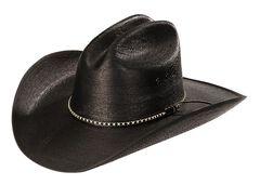 Jason Aldean Asphalt Straw Cowboy Hat, , hi-res