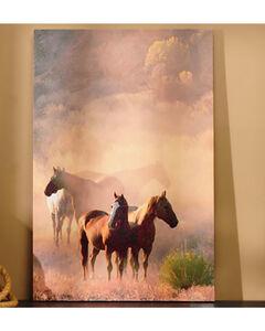 Giftcraft Horses Canvas Print , , hi-res
