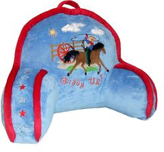 Carstens Giddy Up Cowboy Lounge Pillow, , hi-res
