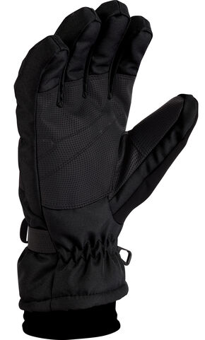 Carhartt Men's Waterproof Dri-Max Gloves, Black, hi-res