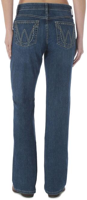 Wrangler Women's Q-Baby Ultimate Riding Jeans - Boot Cut, Denim, hi-res