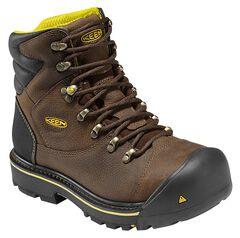 "Keen Men's Milwaukee 6"" Work Boots - Round Toe, , hi-res"
