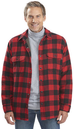 Woolrich Men's Oxbow Bend Lined Shirt Jacket, , hi-res