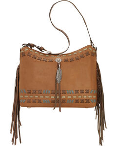 American West Mohican Melody Collection Shoulder Bag, , hi-res
