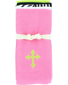 Western Moments Cowgirl Kitchen Towel Set, Multi, hi-res