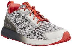 Ariat Women's Grey Fuse Shoes, , hi-res