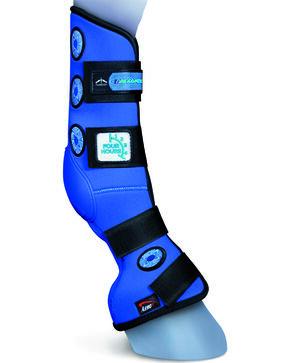 Veredus Magnetik 4-Hour Stable Rear Boots, Blue, hi-res
