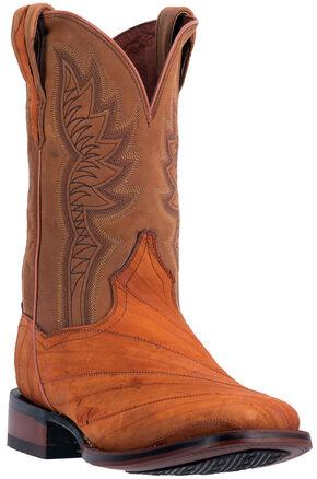 Dan Post Men's Cade Rust Cowboy Boots - Square Toe , Rust, hi-res
